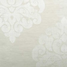Snow Drapery and Upholstery Fabric by Highland Court