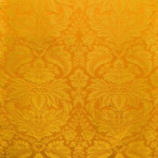 Spice Damask Drapery and Upholstery Fabric by Brunschwig & Fils