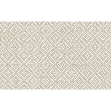 Beige Geometric Drapery and Upholstery Fabric by Brunschwig & Fils