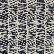 Blue Modern Drapery and Upholstery Fabric by Brunschwig & Fils
