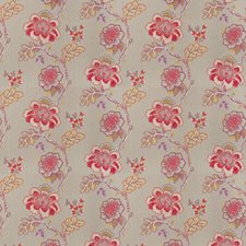 Berry Embroidery Drapery and Upholstery Fabric by Stroheim