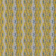 Citrus Embroidery Drapery and Upholstery Fabric by Stroheim