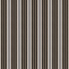 Camel Stripes Drapery and Upholstery Fabric by Stroheim