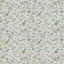Apple Floral Drapery and Upholstery Fabric by Stroheim