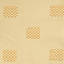 Vanilla Check Drapery and Upholstery Fabric by S. Harris