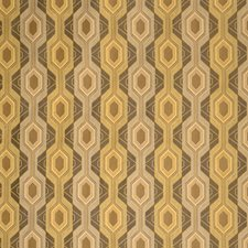 Desert Geometric Drapery and Upholstery Fabric by S. Harris