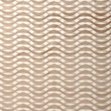 Marzipan Geometric Drapery and Upholstery Fabric by S. Harris