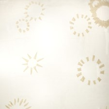 Sunlight Geometric Drapery and Upholstery Fabric by S. Harris