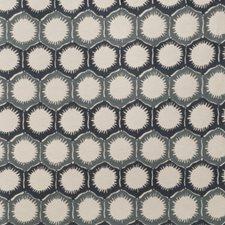 Spyglass Geometric Drapery and Upholstery Fabric by S. Harris