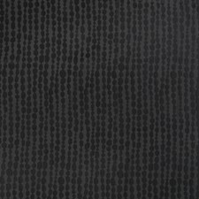 Ebony Contemporary Drapery and Upholstery Fabric by S. Harris