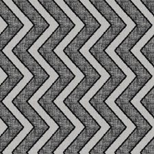 Zebra Chevron Drapery and Upholstery Fabric by Stroheim
