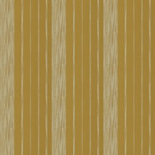 Citrine Stripes Drapery and Upholstery Fabric by Trend