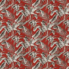 Agate Floral Drapery and Upholstery Fabric by Vervain