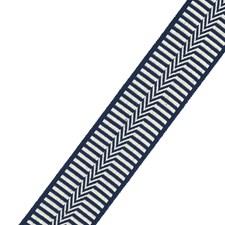 Navy Trim by Trend