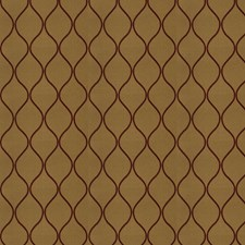 Burgundy Nugget Embroidery Drapery and Upholstery Fabric by Trend