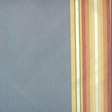 Blue/gold Drapery and Upholstery Fabric by Duralee