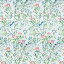 Primavera Animal Drapery and Upholstery Fabric by Vervain