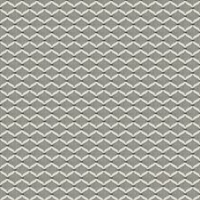 Pewter Embroidery Drapery and Upholstery Fabric by Trend