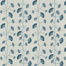 Bluestone Embroidery Drapery and Upholstery Fabric by Fabricut