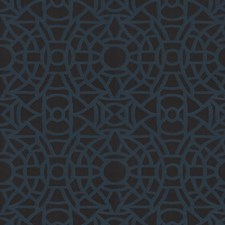 Night Global Drapery and Upholstery Fabric by Fabricut