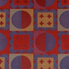 Lingon Berry Drapery and Upholstery Fabric by Duralee