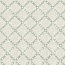 Spa Embroidery Drapery and Upholstery Fabric by Fabricut