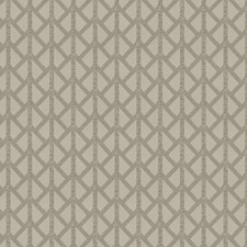 Tan Sparkle Geometric Drapery and Upholstery Fabric by Trend