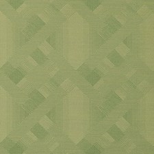 Apple Green Abstract Drapery and Upholstery Fabric by Duralee