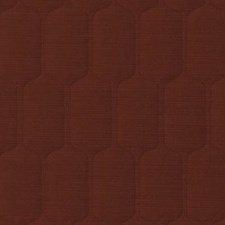 Chilipepper Geometric Drapery and Upholstery Fabric by Duralee