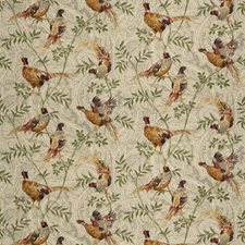 Autumn Animal Drapery and Upholstery Fabric by Fabricut