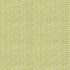 Green Geometric Drapery and Upholstery Fabric by Fabricut