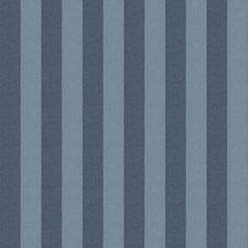 Denim Stripes Drapery and Upholstery Fabric by Fabricut