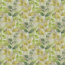 Leaf Floral Drapery and Upholstery Fabric by Fabricut