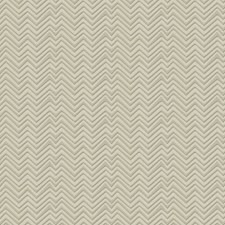 Limestone Chevron Drapery and Upholstery Fabric by Vervain
