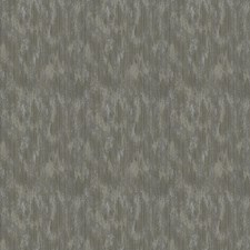 Pewter Geometric Drapery and Upholstery Fabric by Trend