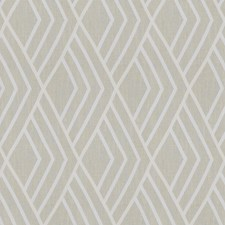 Natural Embroidery Drapery and Upholstery Fabric by Fabricut