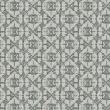 Slate Asian Drapery and Upholstery Fabric by Trend