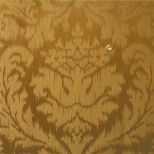 Bronze Ikat Drapery and Upholstery Fabric by Lee Jofa