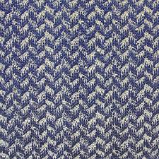 Denim Blue Drapery and Upholstery Fabric by Scalamandre
