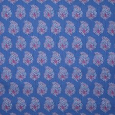 Periwinkle Print Drapery and Upholstery Fabric by Pindler