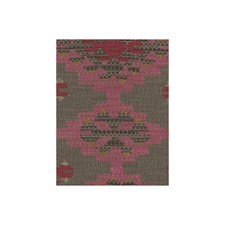 Pink Ethnic Drapery and Upholstery Fabric by Andrew Martin