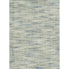 Lagoon Herringbone Drapery and Upholstery Fabric by Andrew Martin