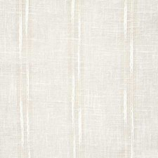 White Stripe Drapery and Upholstery Fabric by Pindler