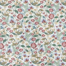 Poppy Tapestry Drapery and Upholstery Fabric by Greenhouse