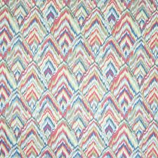 Dusty Rose Ikat Drapery and Upholstery Fabric by Greenhouse