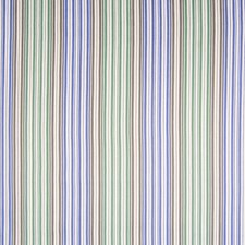 Marine Stripe Drapery and Upholstery Fabric by Greenhouse