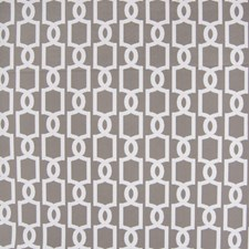 Stone Lattice Drapery and Upholstery Fabric by Greenhouse