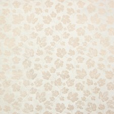 Ivory Metallic Drapery and Upholstery Fabric by Greenhouse