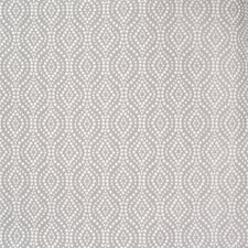 Silver Lattice Drapery and Upholstery Fabric by Greenhouse