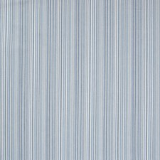 Denim Stripe Drapery and Upholstery Fabric by Greenhouse